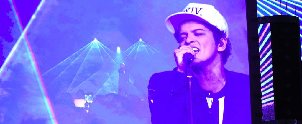 "Bruno Mars Singing ""Versace on the Floor"" Will Make Your Clothes Evaporate"