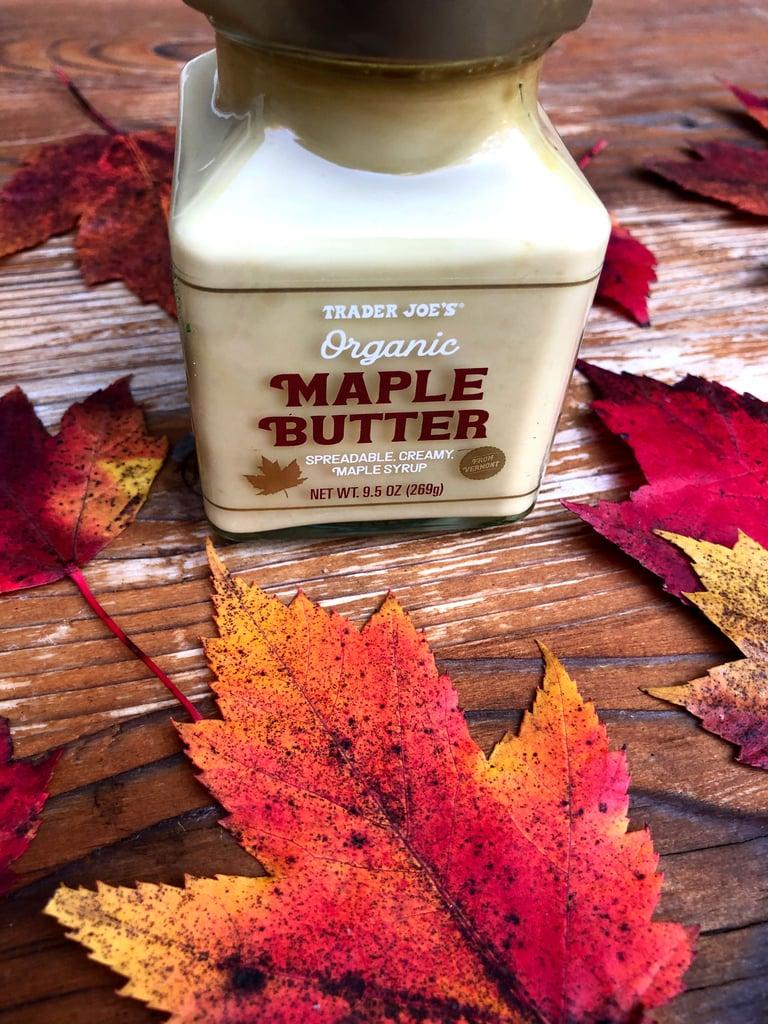 Trader Joe's Maple Butter Is Vegan