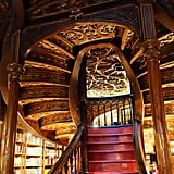 Harry Potter Bookstore in Portugal