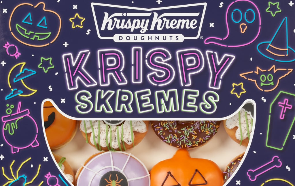 Krispy Kreme Launches Halloween Doughnut Selection