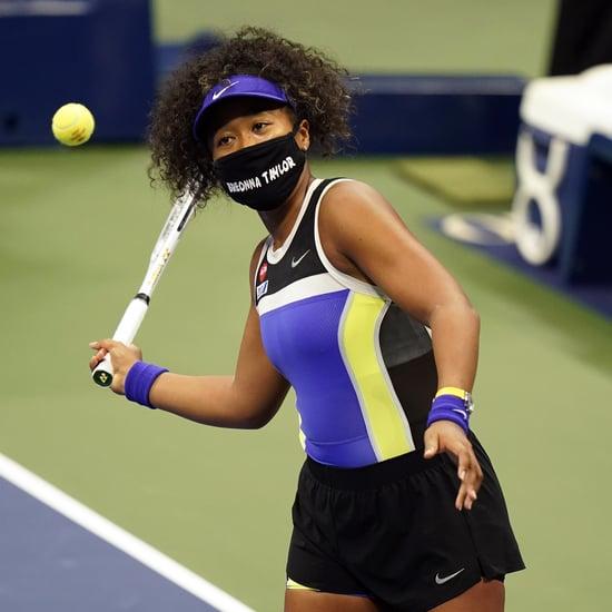 Naomi Osaka's Social Justice Masks US Open 2020