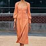 Puffy Sleeves on the Jonathan Simkhai Runway at New York Fashion Week