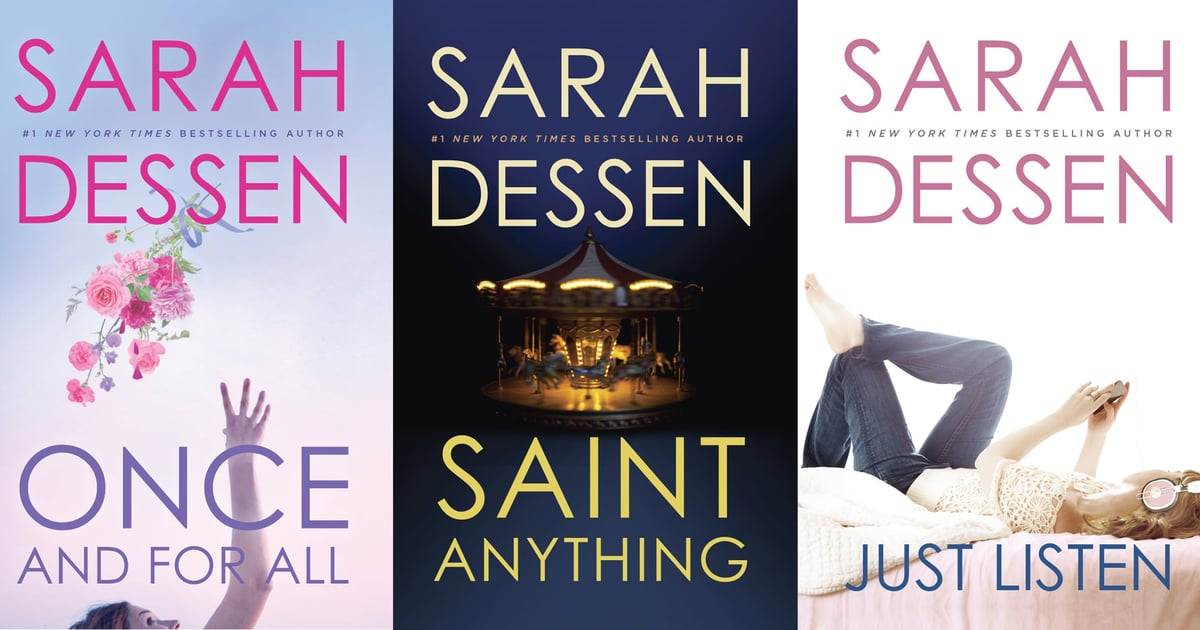 Best Sarah Dessen Books | POPSUGAR Entertainment