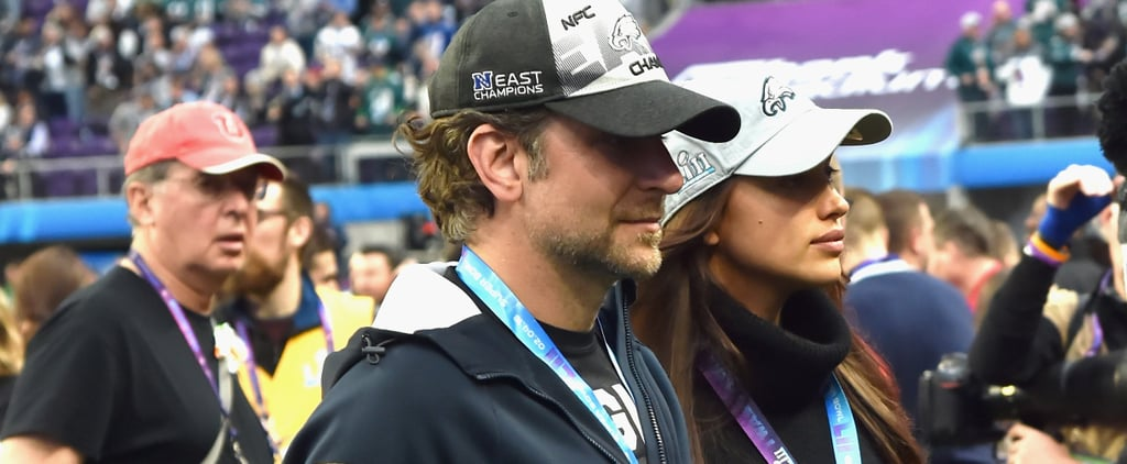 Bradley Cooper Forgot His Bullhorn at Home, Is Still the Loudest Eagles Fan at the Super Bowl