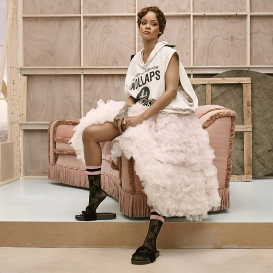 Rihanna Stance Socks Collection Spring 2016