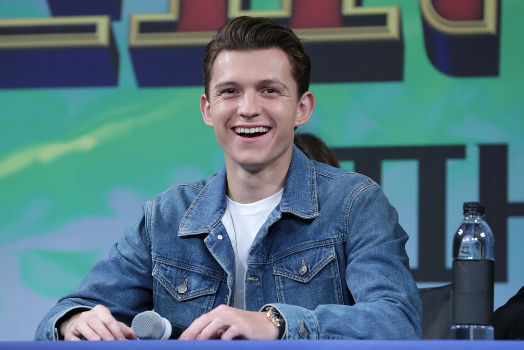 Tom Holland as Ian Lightfoot