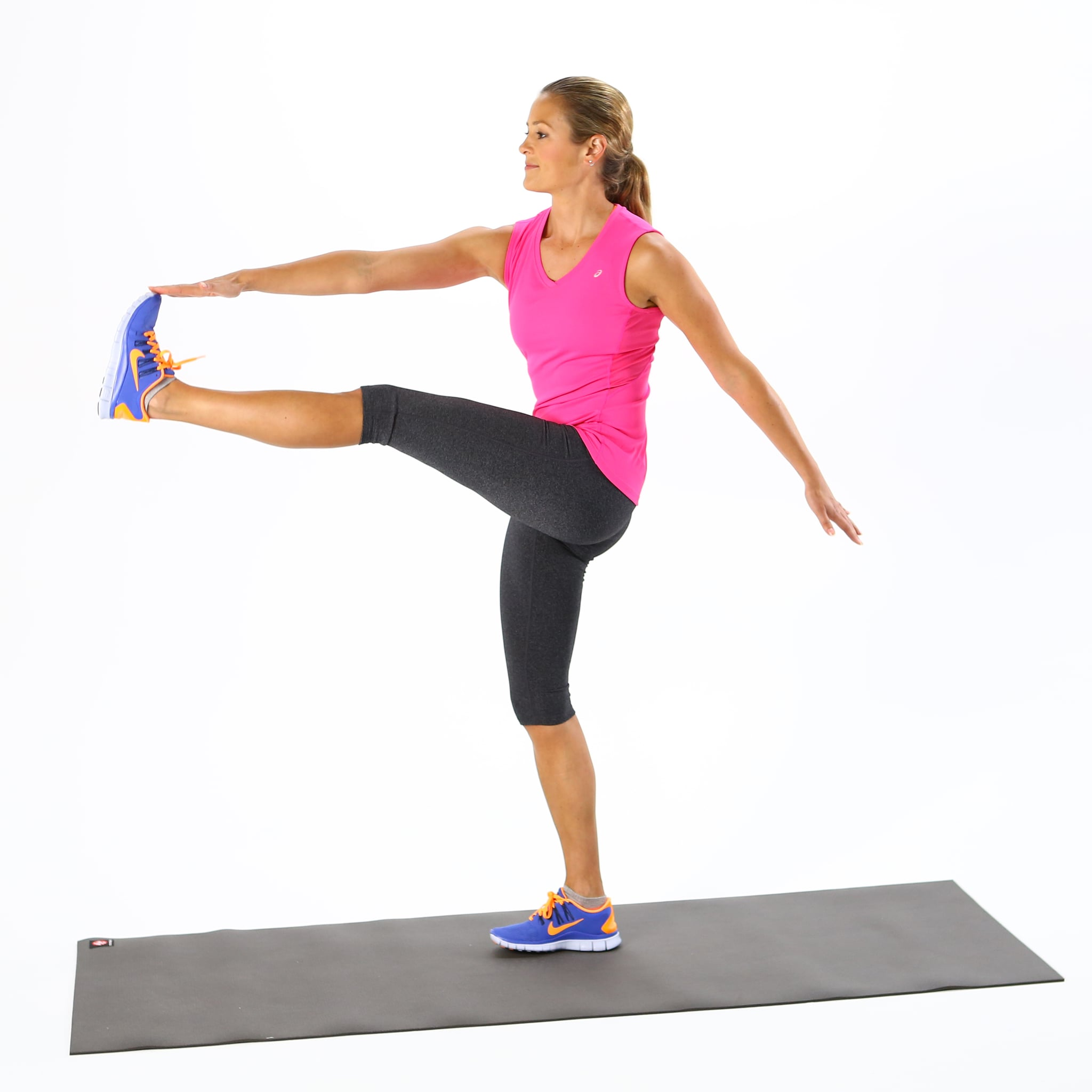 5-Minute Cardio Warmup | POPSUGAR Fitness
