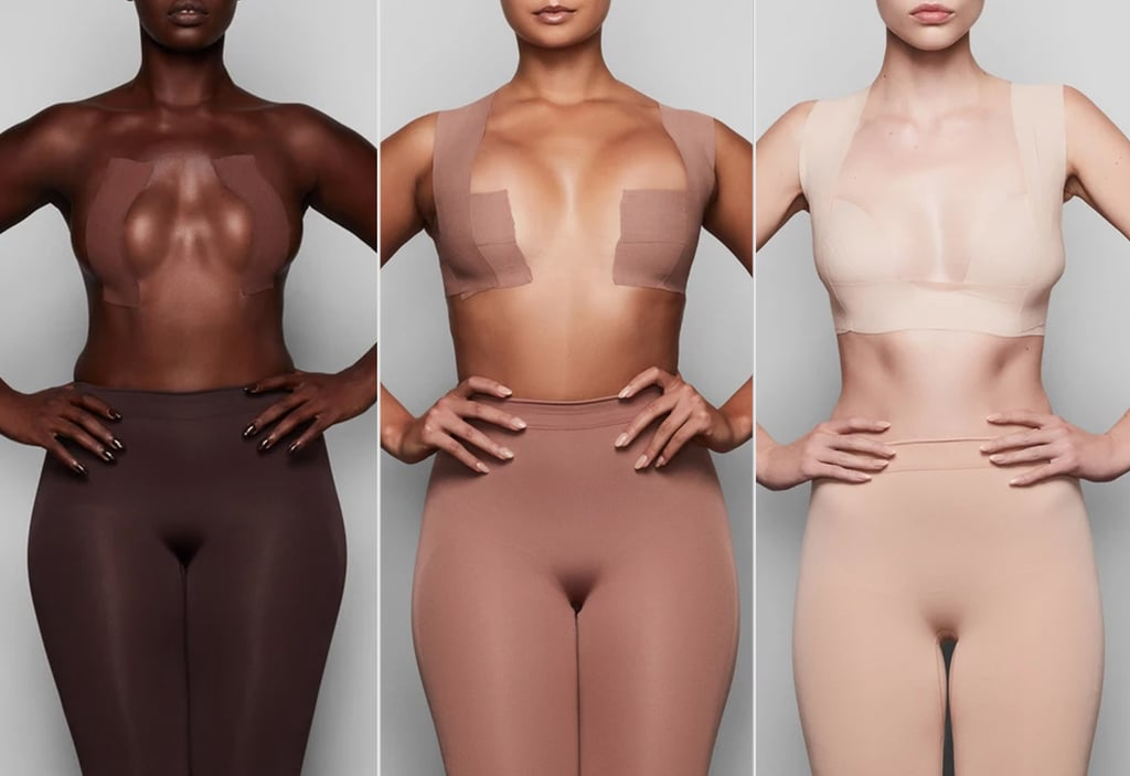 Kim Kardashian Is Releasing Skims Body Tape and Pasties