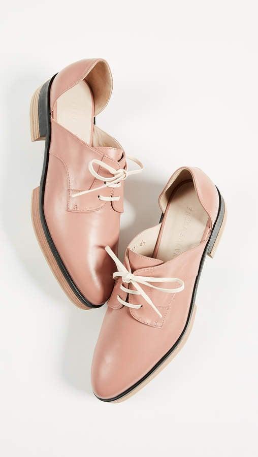 Freda Salvador Will D'orsay Platform Loafers