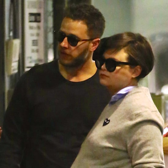 Ginnifer Goodwin Shows Off Her Baby Bump on Her Birthday