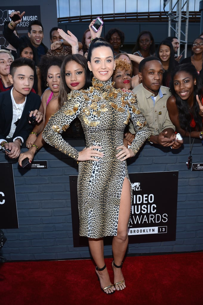 Katy Perry on the MTV VMAs Red Carpet 2013 | Pictures