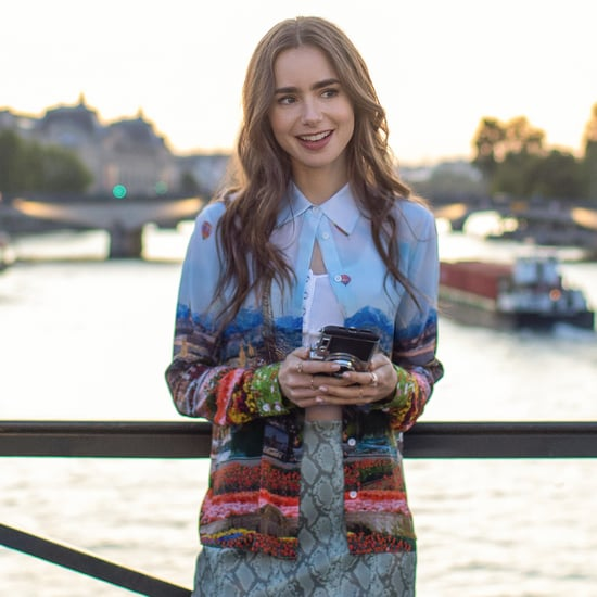 Lily Collins's Best Outfits in Emily in Paris