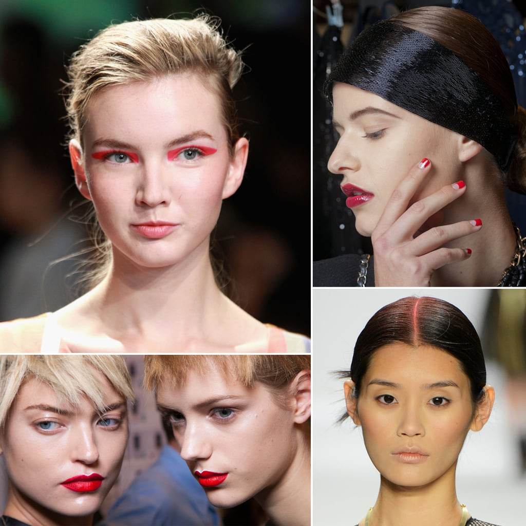Red Makeup Trend | Spring 2013