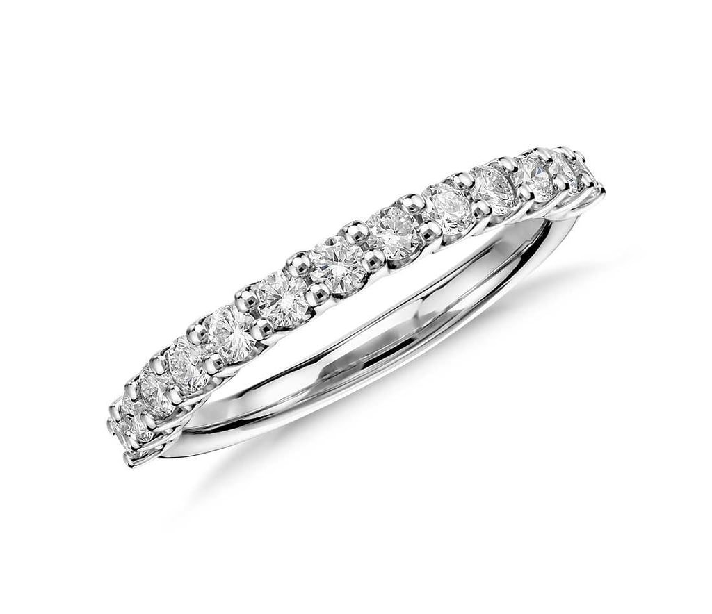 Blue Nile Luna Diamond Wedding Ring