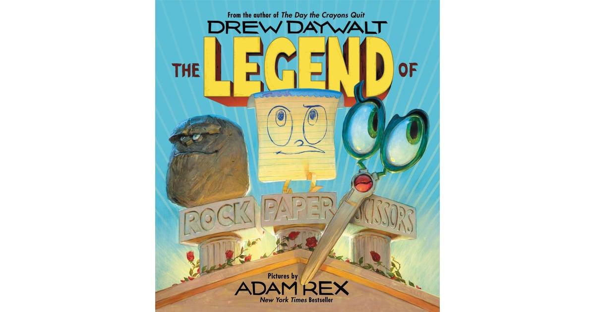 The Legend of Rock Pap...