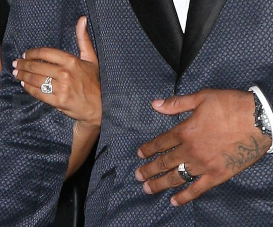 Pictures From LaLa Vazquezs Wedding to Carmelo Anthony in NYC