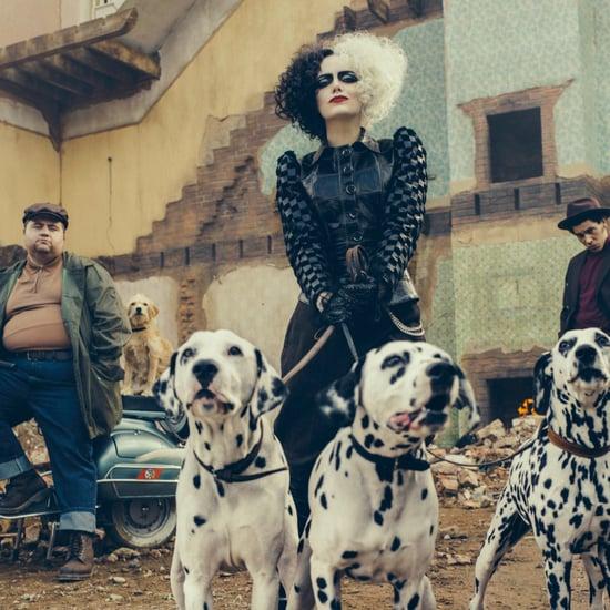 Disney's Cruella Movie Cast With Emma Stone