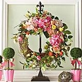 Spring Blossom Wreath ($129)