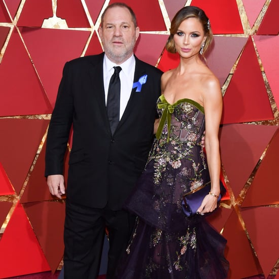Harvey Weinstein and His Wife Separate