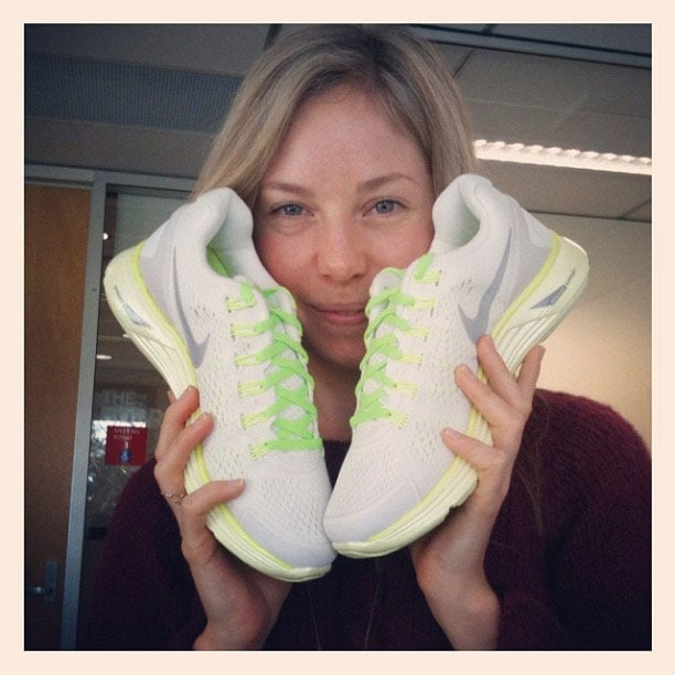 FabSugar ed Ali is a Nike+ agent. What does that mean? Her new running shoes will be getting a workout!