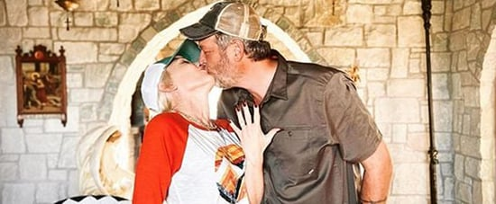Blake Shelton and Gwen Stefani Are Engaged