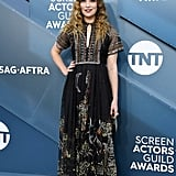 Annie Murphy at the 2020 SAG Awards