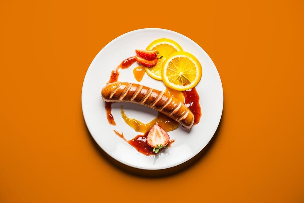 Sausage and Jam