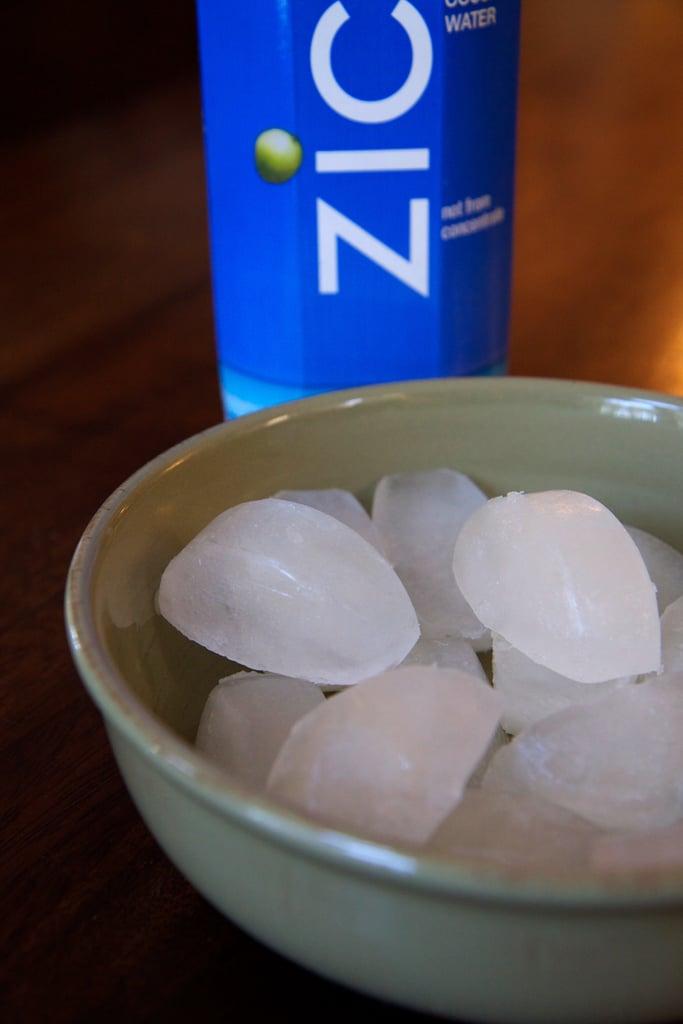 Freeze Coconut Water