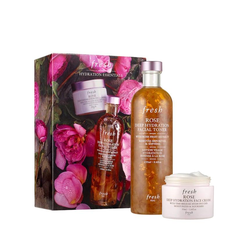 Fresh Rose Hydration Skincare Essentials