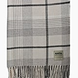 Robert Robertson Merino Wool Throw