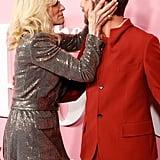 Judith Light and Ben Platt at The Politician Premiere