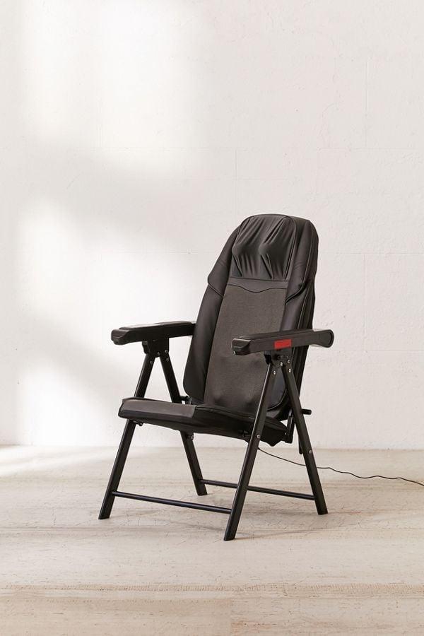 Sharper Image Folding Massage Chair