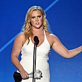 Amy Schumer's 2 Speeches Were Fantastic