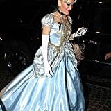 Gwen Stefani as Cinderella