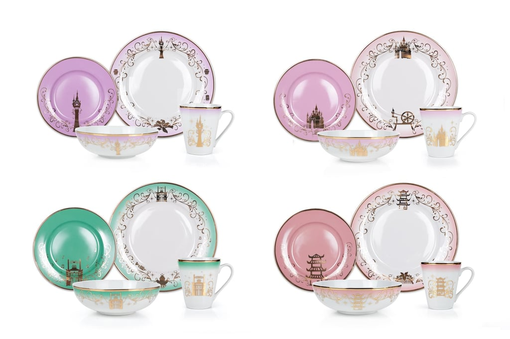 Shop Target's New Disney Dinnerware Collection