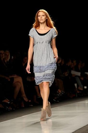 Milan Fashion Week: Massimo Rebecchi Spring 2009