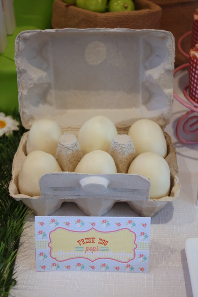 Farm-Fresh Egg Pops