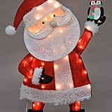 Santa Clause Christmas Yard Decoration