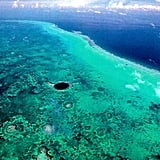 Dive the Blue Hole in Belize