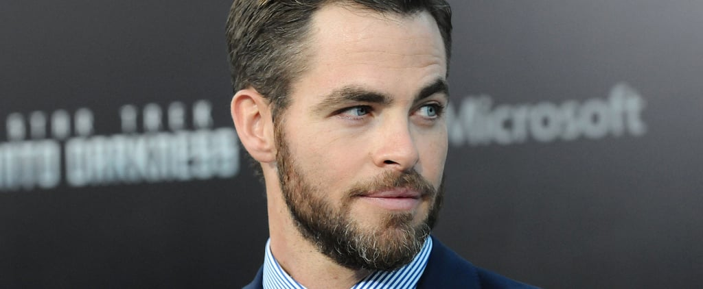 We Can Definitively Say That Chris Pine Has Only Gotten Hotter With Age