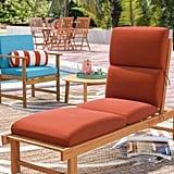 Kellner Indoor/Outdoor Sunbrella Chaise Lounge Cushion
