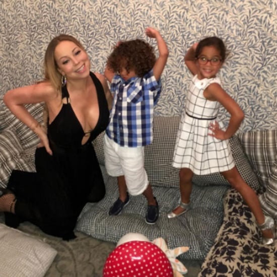 Mariah Carey's Family Pictures