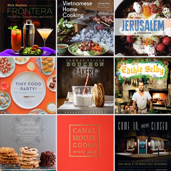 New Cookbooks Fall 2012