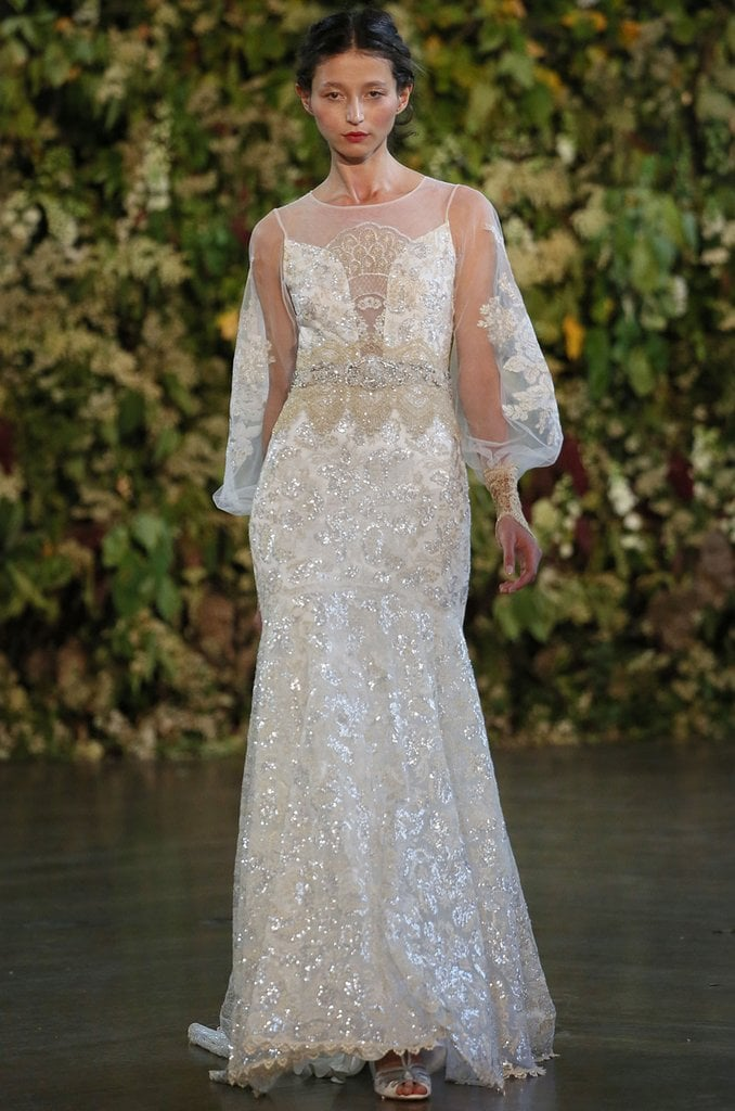 Aria\'s Wedding Dress on Pretty Little Liars | POPSUGAR Fashion