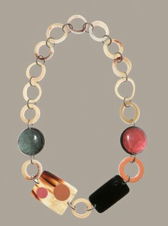 The Look For Less: Marni Geometric Necklace