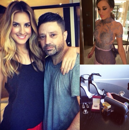 2014 Logies Fashion, Hair and Beauty Celebrity Instagrams