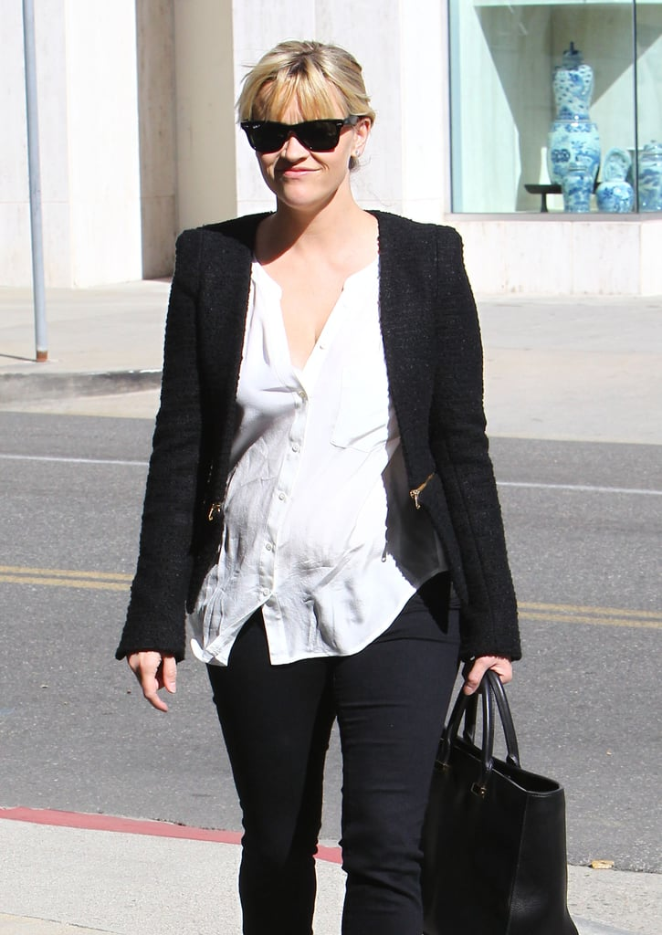 Reese Witherspoon Might Get Back in the Singing Game