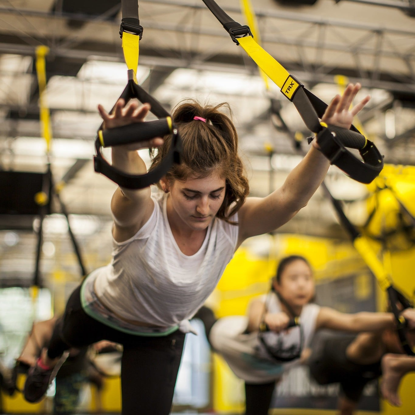 Trx Full Body Workout Popsugar Fitness Workouts And Tagged Circuit