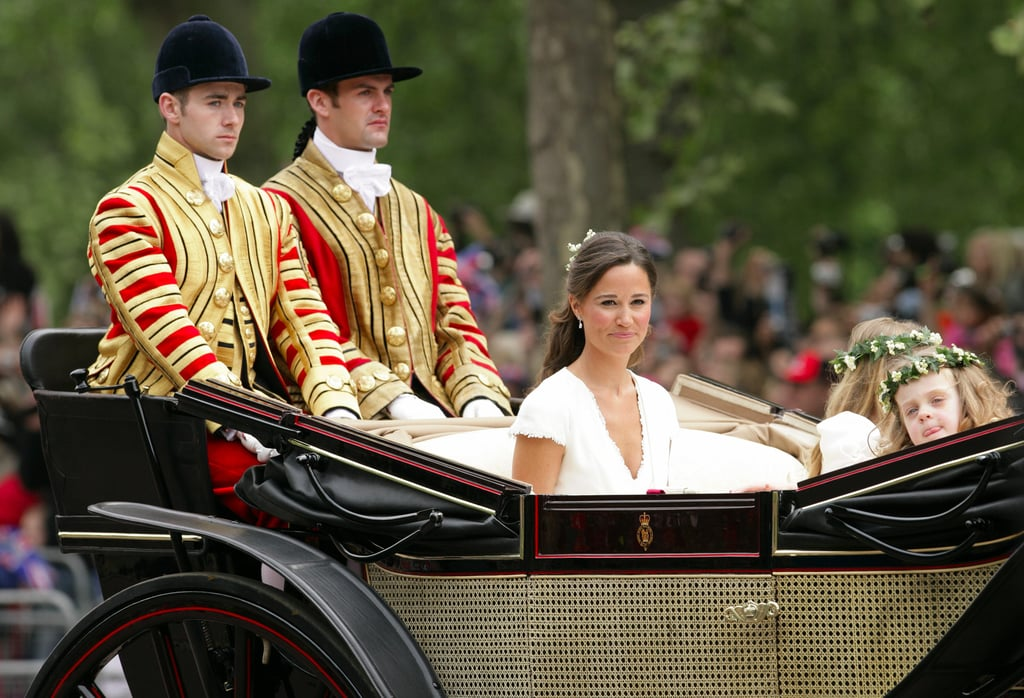 Where Will Pippa Middleton Get Her Wedding Dress Inspiration From?