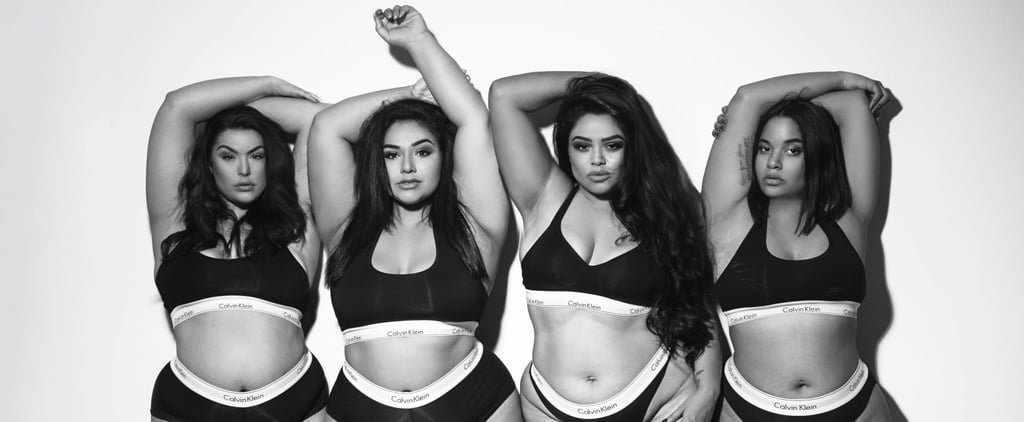 Plus-Size Models Re-Create Kardashian Calvin Klein Ad